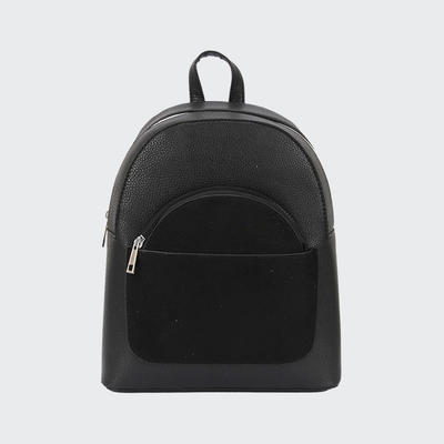 New Lady PU Backpack Simple Fashion PU Bags High Quality